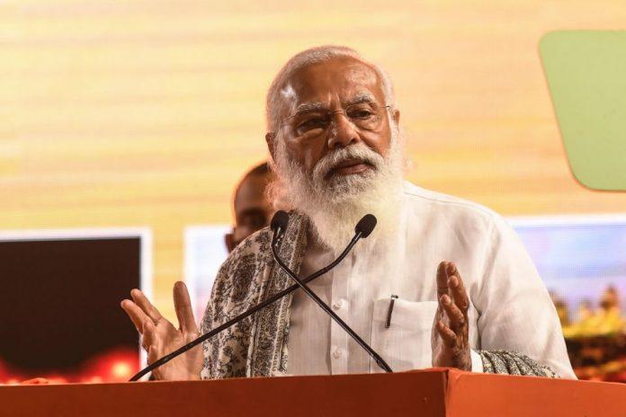 गरीबों के जीवनस्तर में बदलाव नजर आया - PM मोदी। निति आयोग की बैठक