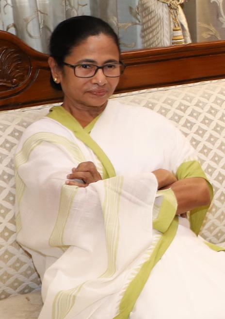 हमारी रीढ़ को तोरणा आसान नहीं : ममता बनर्जी। बीजेपी पर साधा निशाना