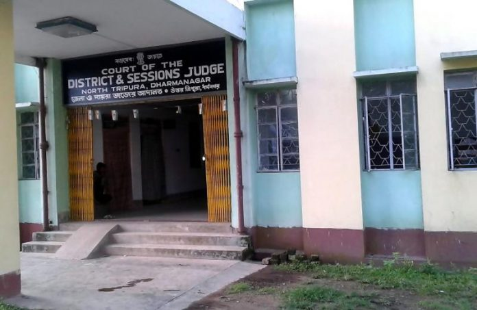North Tripura District Court Recruitment