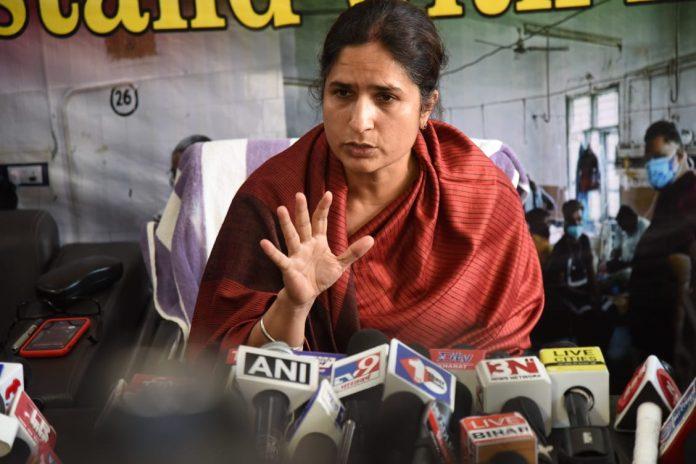 राजनीति - राजनीति का खेल बंद कर दो दिनों में पप्पू यादव को करिये रिहा |वरना करूंगी अनशन : रंजीत रंजन